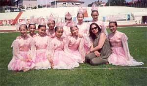 """""""Всемирный курултай тюркских народов"""". Стамбул, Турция, 2000 год."""