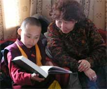 В редакции: «Это книга о людях Тувы...». Кызыл, 2004 год.