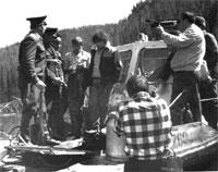 Браконьерам пришлось тяжко, когда за дело взялся Василий Лукашов.