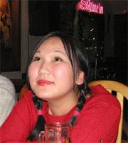 Московская студентка Саяна Хомушку – активная участница серьёзных интернет-дискуссий.
