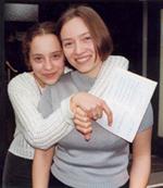 Дочери Анатолия Наглера – Эрика и Ингрид.