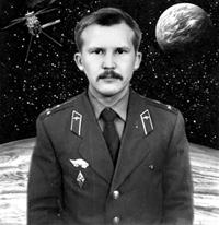 Старший лейтенант Владимир Хертек, ноябрь 1987 год. Впереди – новые звания, места службы, создание семьи, рождение сыновей. (Коллаж Любови Рязанцевой)