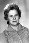 Мама – Магдалина Константиновна, 1985 год, г. Кызыл.