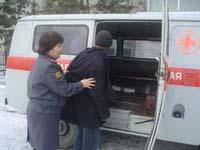 Машина «скорой помощи» для отправки очередного пьяного подростка в отделение наркологии подана прямо к крыльцу УВД.
