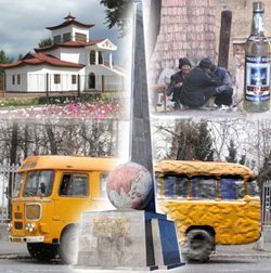 Фотоколлаж Виктории Ховалыг и Любови Рязанцевой