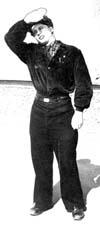 Юрий Забелин – студент ВГИКа. 1952 год.