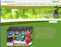 Сайт группы «Тыва кызы» приглашает к знакомству.