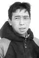 Тувинский журналист Шангыш  Монгуш