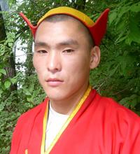 Заместитель Камбы-Ламы Республики Тыва башкы Мерген Монгуш – буддийский лама Еше Нендаг