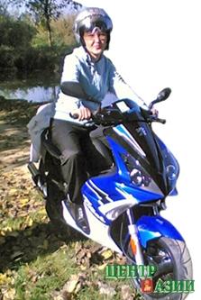На работу – на скутере, надежном средстве против пробок на парижских дорогах