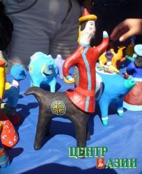 Детской ярмарки краски