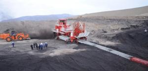 Элегест дает стране угля