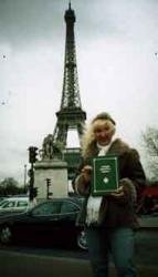 """Книга """"Люди Центра Азии"""" - в Париже!"""