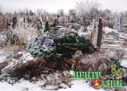 Кызыльское кладбище: новые вип-погосты и старые проблемы