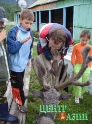 Хранитель оленей великой тайги