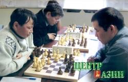 Шахматные короли Кызыла