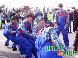 Кто в Кызыле всех сильнее