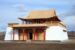Храм с тысячей Будд