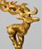 Коллекция золотых вещей из кургана Аржаан-2