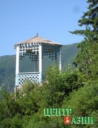 Приглашает таёжный курорт «Уш-Белдир»