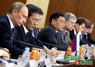Мясо из Монголии – в Россию через Туву
