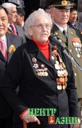 Ветерану войны Капитолине Королевой – 85!