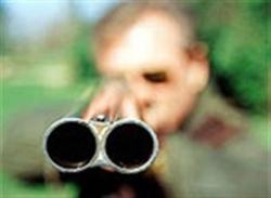 Ружья стреляют по детям