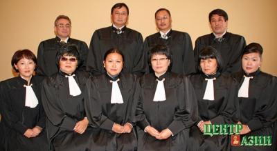 Судебный дворец торжественно открыт