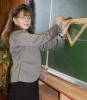 Елизавета Борисовна Волобуева, преподаватель черчения