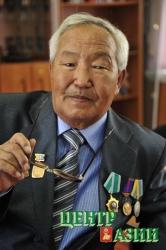 Александр Даржай. 5 ноября 2009 года. Кызыл.