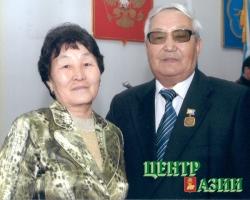 Александр и Мария Даржай сорок лет спустя. 2007 год.