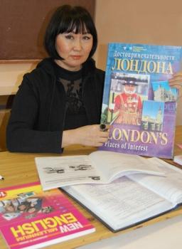 Галина Дешки. Сегодня поговорим о Лондоне. По-английски, конечно. Фото Виктории Лачугиной