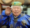 Зов бубнов президента шаманов