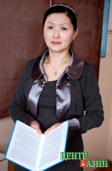Екатерина Давааевна Иргит