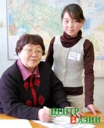 Валентина Кенденовна Монгуш, учитель математики