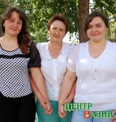 Надежда Васильевна Яговдик, учитель математики