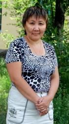 Аида Чаш-ооловна Тинмей, учитель русского языка и литературы