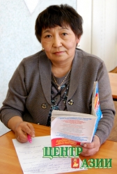 Зинаида Шожул-ооловна Монгуш, учитель математики