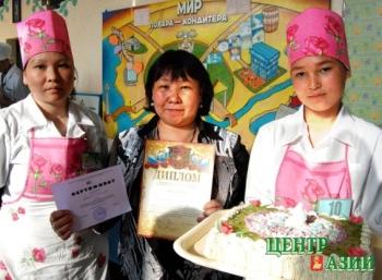 Саяна Бадырааевна Мокур-оол, повар-кондитер