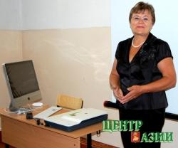 Надежда Алексеевна Давыдкина, учитель русского языка и литературы
