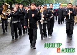 Тувинский духовой оркестр – вслед за главным оркестром России