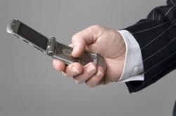 Берегите свой мобильник: похищение сотовых телефонов сегодня самый популярный вид преступления