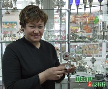 Дина Александровна Салчак, индивидуальный предприниматель, Кызыл