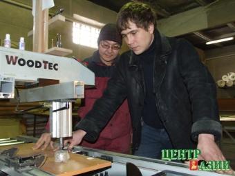 Василий Сергеевич Галкин, индивидуальный предприниматель, директор мебельной фабрики «Зонт», Кызыл.