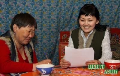Оксана Октябриновна Солун-оол, генеральный директор ООО «Южный», директор базы отдыха «Далай», Кызыл