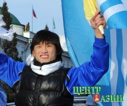 Опан Сат – первое золото России