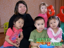 Руслана Пушкиновна Ооржак, учредитель частного дошкольного образовательного учреждения детский сад «Почемучки», Кызыл