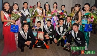 Принцы и принцессы Тувы коронованы в Москве