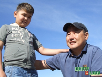Ким Чолдак-оолович Оюн, индивидуальный предприниматель, директор Торгового дома «Менги-Хая», Кызыл