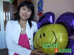 Айна Сергеевна Сарыглар, индивидуальный предприниматель, агентство «Праздник в Туве», Кызыл
